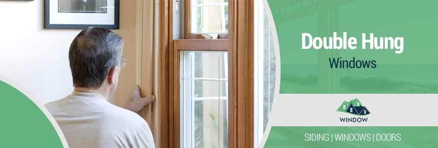 Double Hung Windows Installation in Pittsburgh, PA