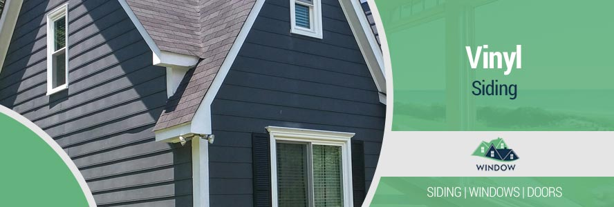 Vinyl Siding Installation & Repair in Pittsburgh, PA