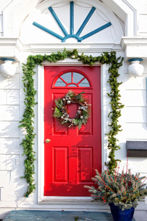 Is Your Entry Door Winter Ready
