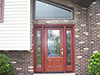 Door With Transom Cut Out