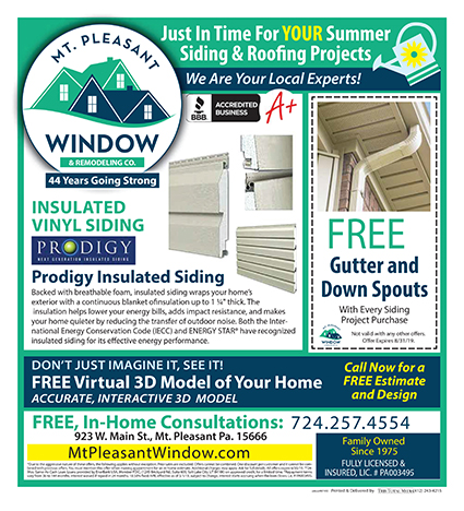 Special Offers From Mt Pleasant Windows Amp Remodeling