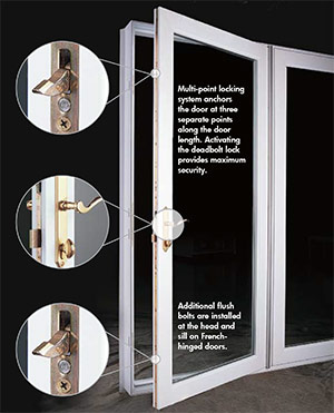 Swing Patio Door Installation in Pittsburgh, PA