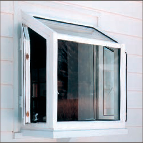 The energy efficient quantum2 line in pittsburgh pa for Energy efficient bay windows