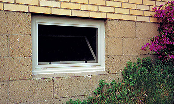 Basement Window Installation in Pittsburgh, PA