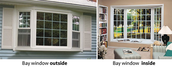 Bay & Bow Windows Installation in Pittsburgh, PA