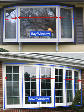 Bay Amp Bow Windows Installation In Pittsburgh Pa